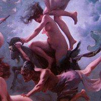 ルイス・リカルド・ファレロ 『魔女の旅立ち』