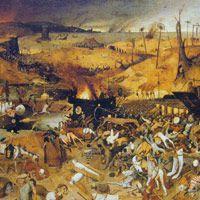 ピーテル・ブリューゲル 『死の勝利』