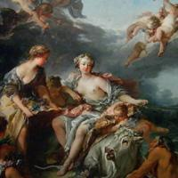 フランソワ・ブーシェ 『エウロペの奪取』