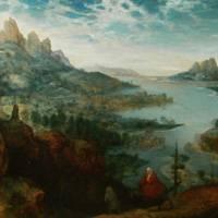 ピーテル・ブリューゲル  『エジプトへの逃避途上の風景』