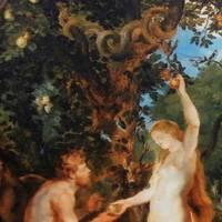 ヤン・ブリューゲル、ルーベンス 『人間の堕落とエデンの園』