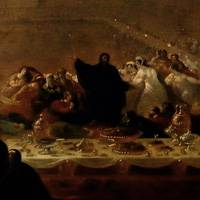 ジョン・マーティン  『ベルシャザルの饗宴』
