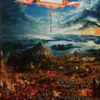アルブレヒト・アルトドルファー 『アレクサンダー大王の戦い』