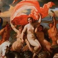 ニコラ・プッサン 『ヴィーナスの誕生』