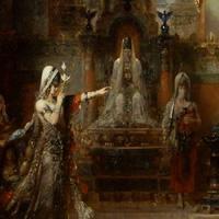 ギュスターヴ・モロー 『ヘロデ王の前で踊るサロメ』