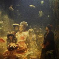 イリヤ・レーピン 『水の下の王国のサトコ(Sadko)』