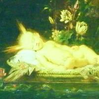 ギュスターヴ・モロー 『幼児モーゼス』