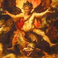 フランス・フランケン(子) 『永遠のジレンマ:善行と悪徳の間の選択』